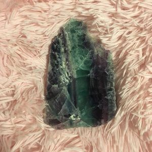 Other - Fluorite Slice
